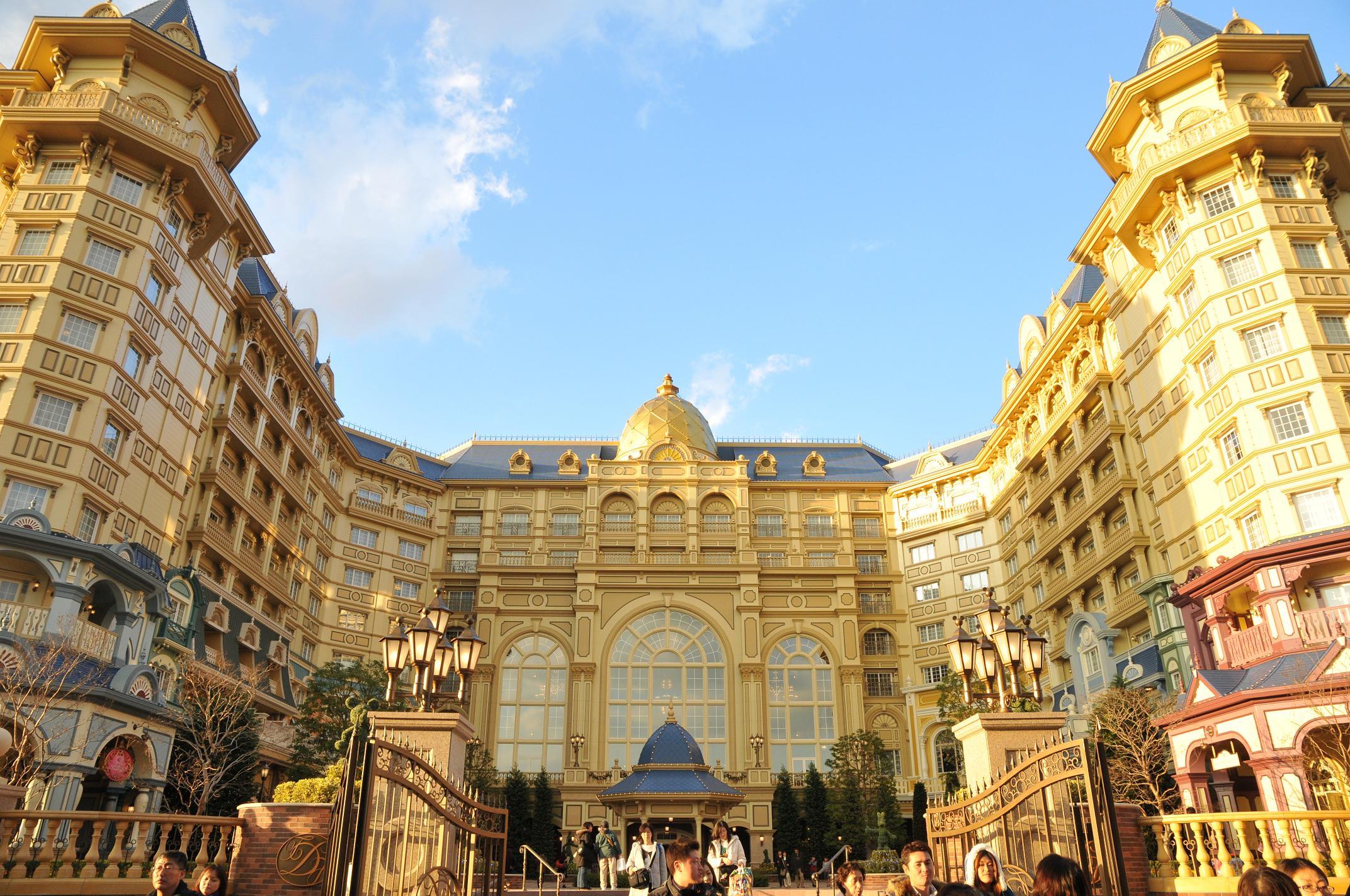 ディズニーホテル宿泊 : ママ友の間で家庭の経済格差を感じる瞬間